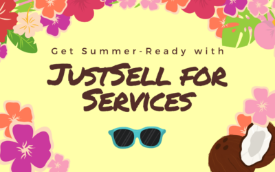 Get Ready for Summer with JustSell for Services!