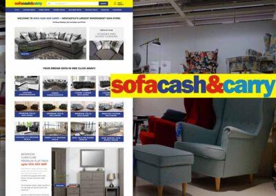 Sofa Cash Carry